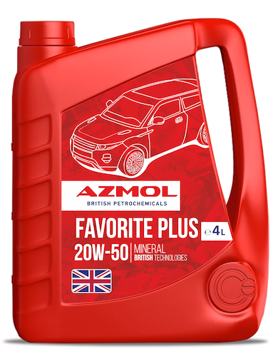 Azmol Favorite Plus 20W-50