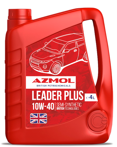 Azmol Leader Plus 10W-40